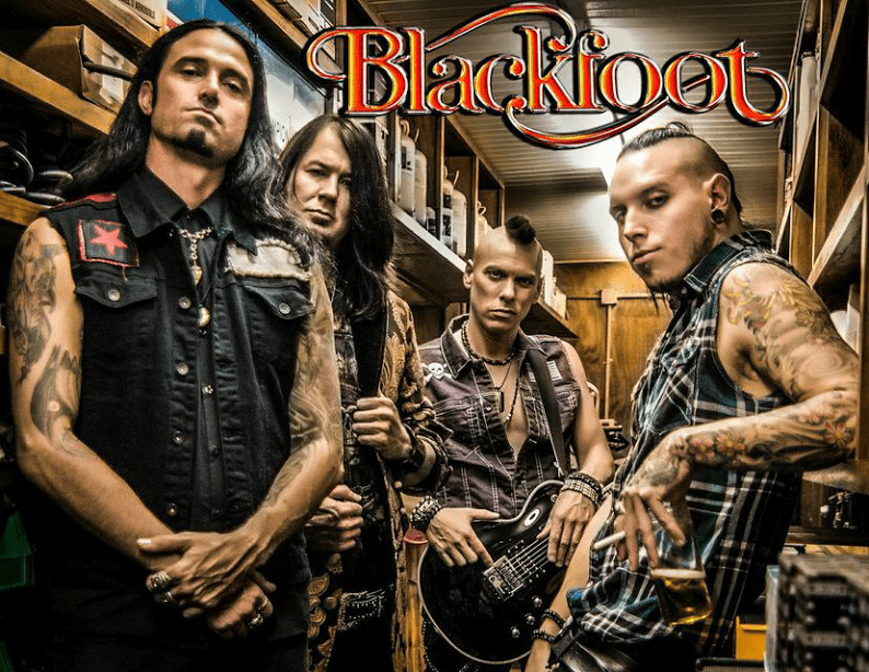 Blackfoot Artists International Management Inc Aim Rocks