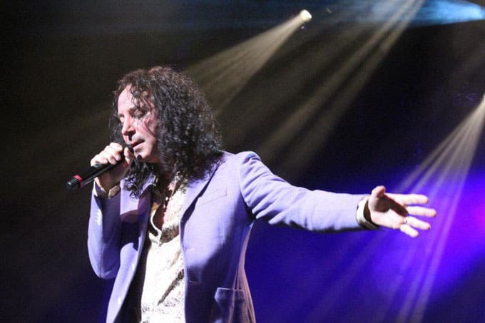 Journey, Former Lead Vocalist Steve Augeri