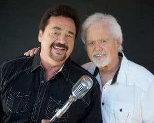 Merrill and Jay Osmond